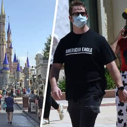 Disney World Reopens Day After Florida Sets New Record For COVID-19 Deaths