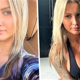 German Influencer Has Nazi Tattoo Removed From Her Crotch