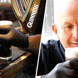 This Man Has Made Sure Your First Sip Of Guinness After Lockdown Will Be Beautiful