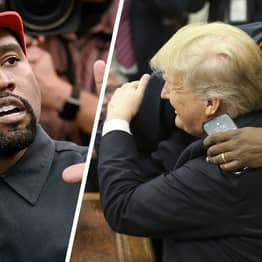 Trump Says Kanye West Is 'A Very Good Guy' Who Must Stop 'Radical Left'