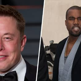 Elon Musk Thinks Things Are 'Not Fine' With Kanye West