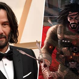 Keanu Reeves Has Written A Comic, BRZRKR, About A Hyperviolent Immortal Starring Himself