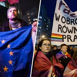 Polish Towns That Declared Themselves 'LGBT-Free' Denied European Union Funds