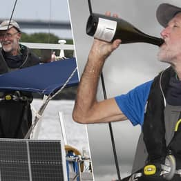 Northern Irish One-Armed Sailor Braves Atlantic By Himself For 37 Days To Reach Daughter's Wedding