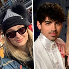 Sophie Turner And Joe Jonas Welcome First Child