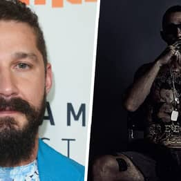 Shia LaBeouf Gets Huge Chest Tattoo To Get Into Character For New Role In The Tax Collector