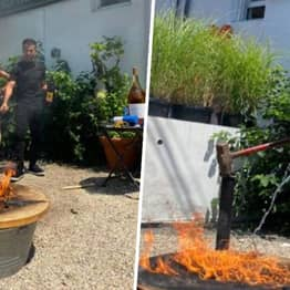 Restaurant Smashes And Burns Table Frequented By Jeffrey Epstein And Harvey Weinstein