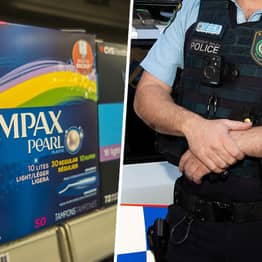 Young Woman Asked To Remove Tampon During Strip-Search