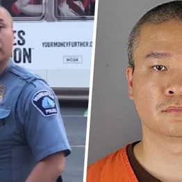 Former Police Officer Charged In George Floyd's Death Posts $750,000 Bond