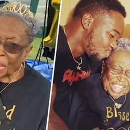 Great-Great-Great-Grandmother With 173 Descendants Celebrates Her 100th Birthday