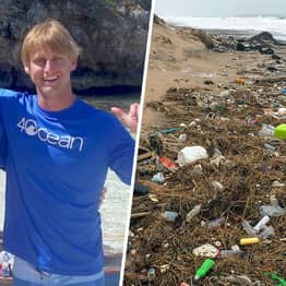 Two Surfers Start Company That's Pulled Nearly 10 Million Pounds Of Garbage Out Of The Ocean