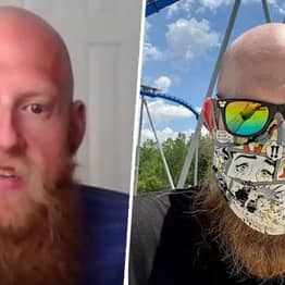 Man Loses Nearly 200 Pounds In Less Than Year To Ride New Roller Coaster