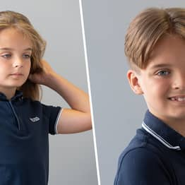 Boy, 9, Gets First Haircut So Hair Can Be Made Into Wigs For Kids With Cancer