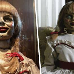 China Accidentally Convinced Everyone The Annabelle Doll Had Escaped Her Museum
