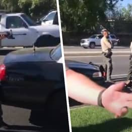 LA County Sheriffs Point Guns At Black Teens Who Called 911 For Help