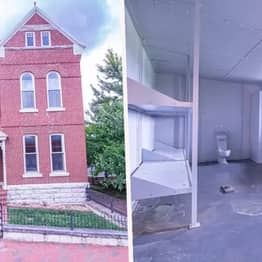 House With Hidden Nine-Cell Jail In Basement Goes On Sale For $350,000 In Missouri