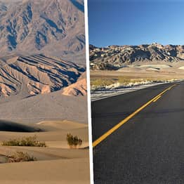 Death Valley Hits 130 Degrees, Potentially Earth's Hottest Temperature