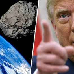 Asteroid Has 0.41% Chance Of Hitting Earth Day Before US Election