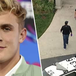 FBI Seize Weapons During Home Raid Of YouTuber Jake Paul