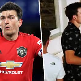 Manchester United's Harry Maguire Reportedly Arrested In Greece After Police Fight