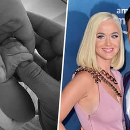 Katy Perry And Orlando Bloom Welcome Their First Child Together