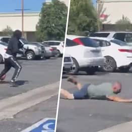 Man Beaten And Robbed Of Life Savings In Shocking Attack In California