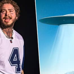Post Malone Claims He's Seen Aliens And UFOs More Than Once
