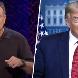 Robin Williams Tears Into Donald Trump As Stand-Up Clip Resurfaces On Anniversary Of Death