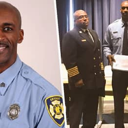 Off-Duty Firefighter Dies Saving Three Young Girls Drowning In Detroit River