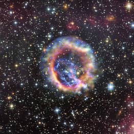 Ancient Supernova Caused Mass Extinction On Earth, Scientists Believe
