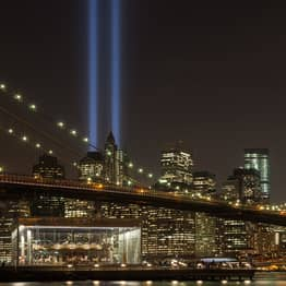 New York's 9/11 Tribute Has Been Cancelled This Year Over Coronavirus Concerns