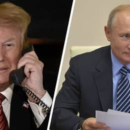 Trump Promised Putin 'World's Most Beautiful Women' In Series Of Letters