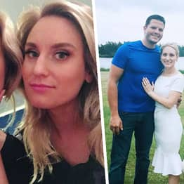 Identical Twin Sisters Who Married Identical Brothers Are Both Pregnant At Same Time