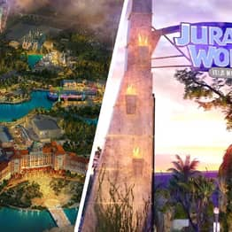 Universal Studios' New Theme Park With Jurassic World Opens Next Year