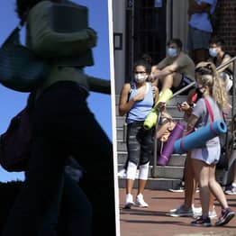 University Of North Carolina Cancels All In-Person Classes After COVID Cases Spike