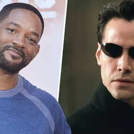 Will Smith Nearly Played Keanu Reeves' Neo In The Matrix
