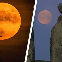 Harvest Moon And Mars To Be Visible In Night's Sky This Week