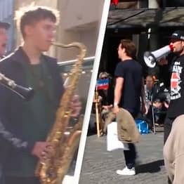 Jazz Musicians Drown Out Danish Far-Right Rally With Truly Dreadful Music