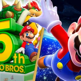 Super Mario Bros. First Came Out 35 Years Ago Today