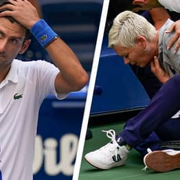 Novak Djokovic Disqualified From US Open After Hitting Judge With Ball
