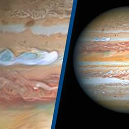 Stunning Photos Show A New 'Red Spot' Is Developing On Jupiter