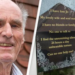 Man Who Asked For Friends After Wife Died Receives Thousands Of Responses
