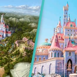 Disneyland Tokyo's Beauty And The Beast Land Opens This Month