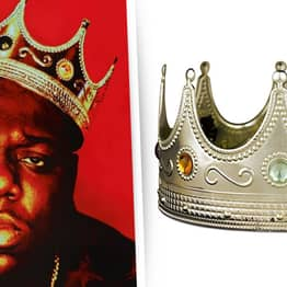 Notorious B.I.G's Iconic Crown Sold For More Than Half A Million Dollars