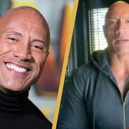 The Rock Returns To Filming Netflix's Red Notice After Overcoming COVID-19