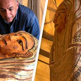 Archaeologists Uncover 27 Coffins Buried For 2,500 Years In Egypt