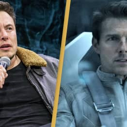 Elon Musk's SpaceX Is Taking Tom Cruise To Space For His Next Movie