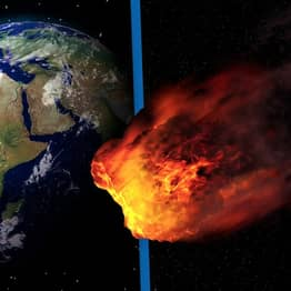 NASA Warns Newly-Spotted Asteroid Will Pass Closer To Earth Than Weather Satellite