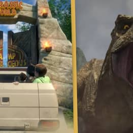 Netflix's Jurassic Park Spinoff Series Is Coming Out This Month