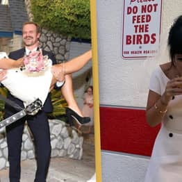 Lily Allen And David Harbour Have In-N-Out Burger Wedding Reception